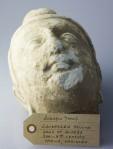 Stucco head of Buddha