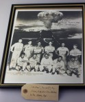 Photograph signed by Fred Olivi