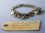 Kennedy charm bracelet