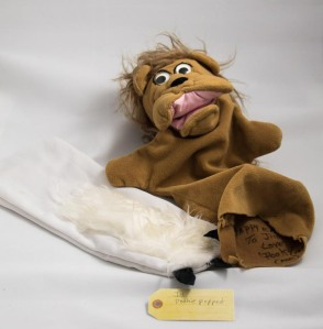 Pookie puppet