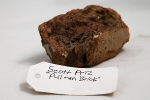 Pullman brick