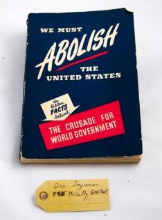 McCarthy era book