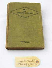 1920s sewing instruction book