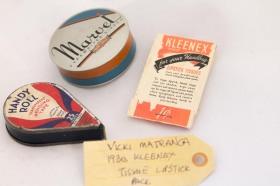 1930s Kleenex Lipstick Tissue Pack