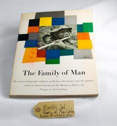 """Family Of Man"" exhibition catalogue"