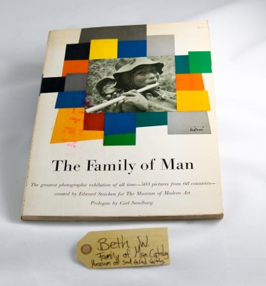 """Family Of Man"" exhibition catalogue"