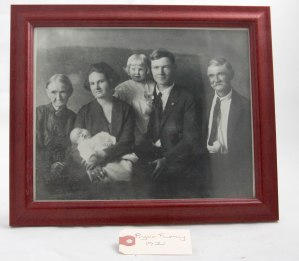 Pryor family 1921