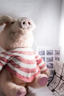Famous pig