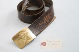 Soviet belt