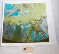 Mural from Chicago World's Fair 1893