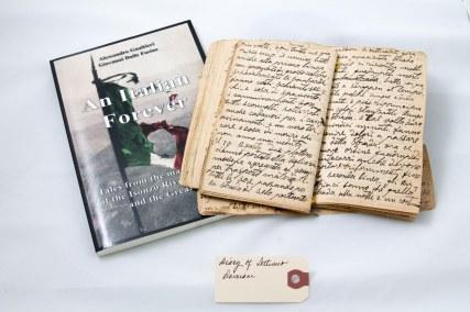 Diary of Settimio Damiani