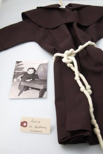 St. Anthony costume