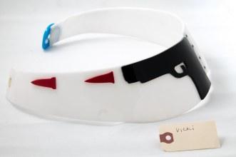 Lucite belt